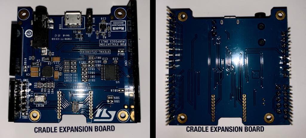 SensorTile大型クレードル